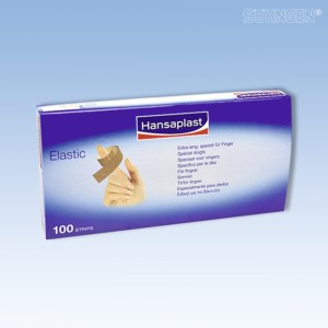 Hansaplast ELASTIC Fingerverband 18x2cm 100 Stück