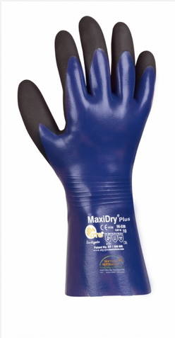 MaxiDry® Plus™ Nitril-Handschuhe, 30cm