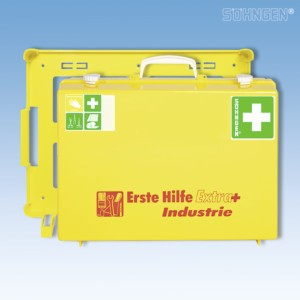 Erste-Hilfe extra + INDUSTRIE MT-CD gelb
