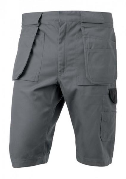Marylandtwill Shorts,Grau/Schwarz
