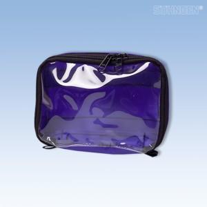Modultaschen für Rucksäcke klein 16x12x5 cm blau