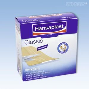 Hansaplast CLASSIC Standard 5m x 4cm