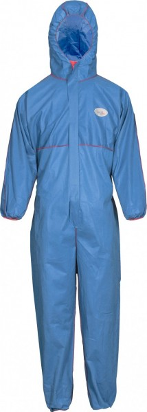 ASATEX CoverTexFR C-3FR Chemikalienschutz-Overall blau, flammenhemmend
