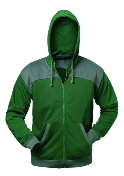 Neapel Sweat-Shirt Jacke Mit Kapuze