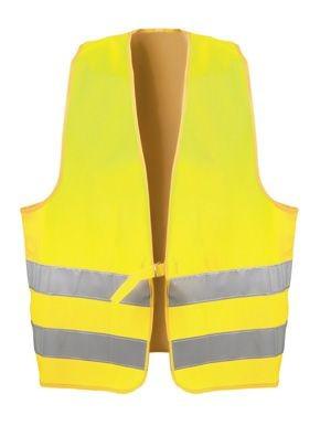 Walter Textil-Warnweste Gelb
