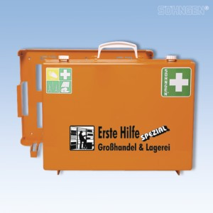 Erste-Hilfe SPEZIAL MT-CD Großhandel & Lagerei