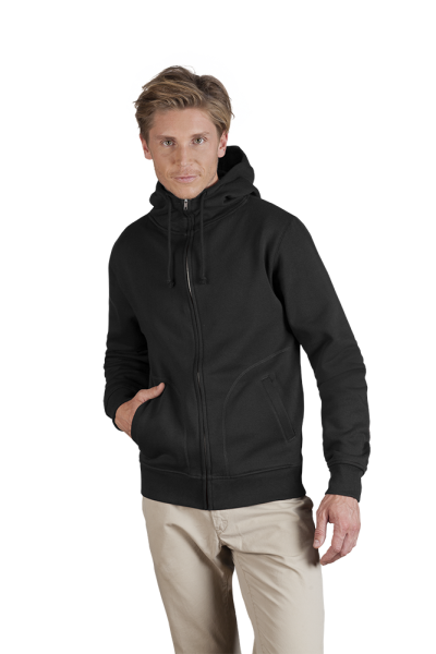 promodoro Mens Hooded Jacket 80/20