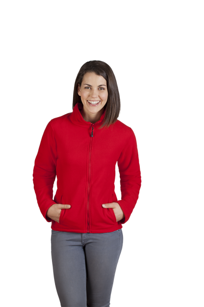 promodoro Womens Fleece Jacket C+
