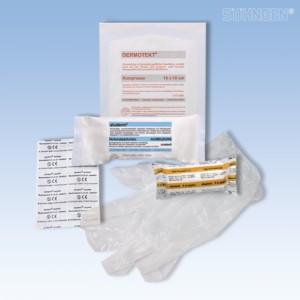 Übungsbeutel Erste Hilfe Typ B mit Handschuhen