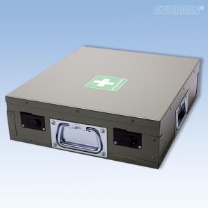 Verbandkasten K DIN 14142 2005 in VBK alt 350x400x110mm