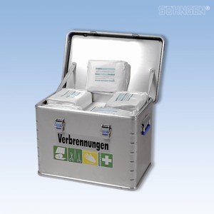 SEG-E-Box 4 VERBRENNUNGEN