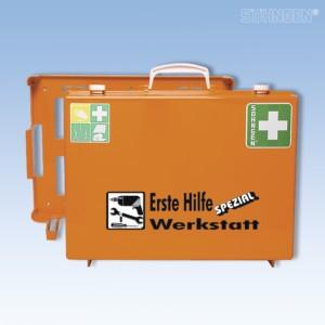 Erste-Hilfe SPEZIAL MT-CD Werkstatt