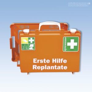 Replantat-Notfallkoffer SÖHNGEN SN-CD orange