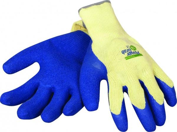 Towa Power Grab Polyester-Strickhandschuhe Latexbeschichtung