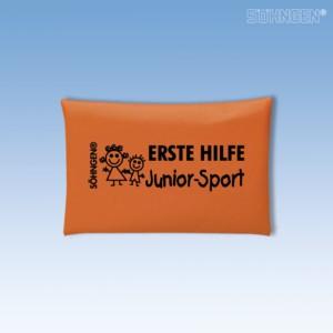 Erste Hilfe Junior-Sport orange