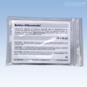 Baldur-Silberwindel 1 m x 80 cm
