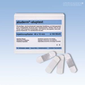 aluderm-aluplast Injektionspflaster a 150 Stück
