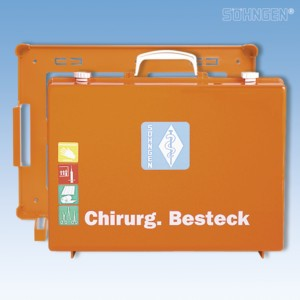 Chirurgisches Besteck RTW MT-CD orange