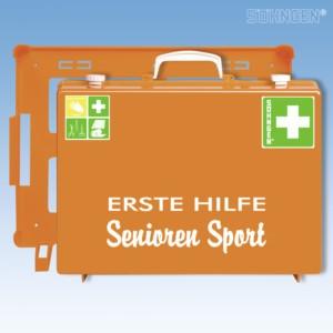 Erste-Hilfe Senioren Sport MT-CD orange gefüllt