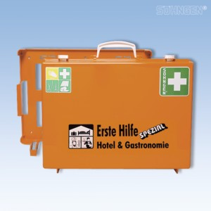 Erste-Hilfe SPEZIAL MT-CD Hotel & Gastronomie