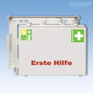 Erste Hilfe-Koffer MT-CD Industrie Norm weiß