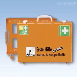 Erste-Hilfe SPEZIAL MT-CD Kultur & Kongresshalle