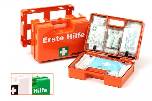 Erste-Hilfe-Koffer - MULTI orange ohne Füllung Maße: 400 x 150 x 300 mm