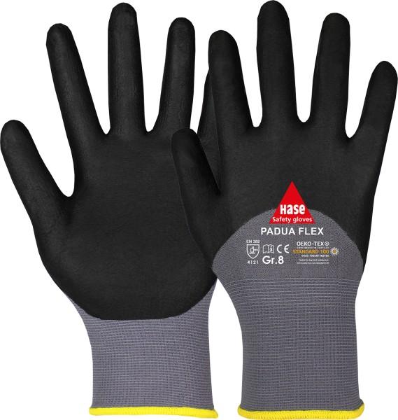 Montagehandschuh Maxiflex 8,9,10,11 Kori Grip // Red Black Touch Latex Gr