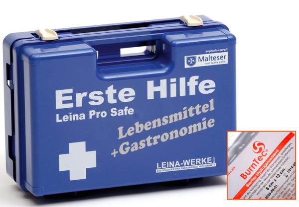 Erste-Hilfe-Koffer Leina Pro Safe - Lebensmittel + Gastronomie