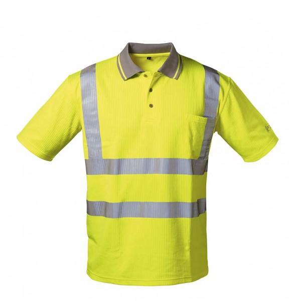 Warnschutz-Poloshirt Warnschutzkleidung Warnschutz Polo-Shirt