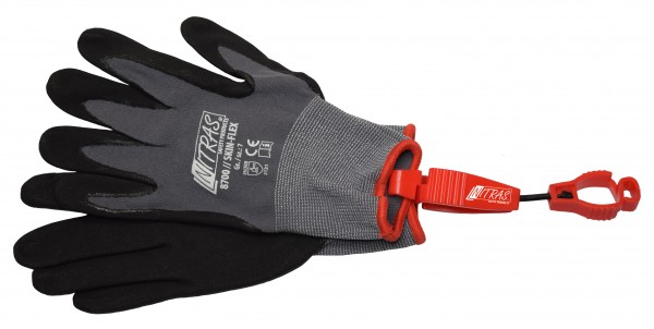 NITRAS Handschuh Clip
