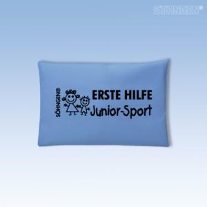 Erste Hilfe Junior-Sport blau