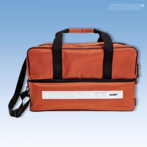Notfall-Tasche SÖHNGEN leer, orange